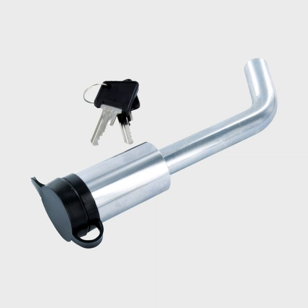 Lockable Hitch Pin Standard