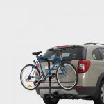 FX 3 Bike Carrier Fixed - In Situ