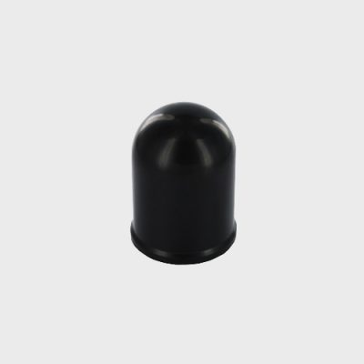 Towball Cover Black Plastic
