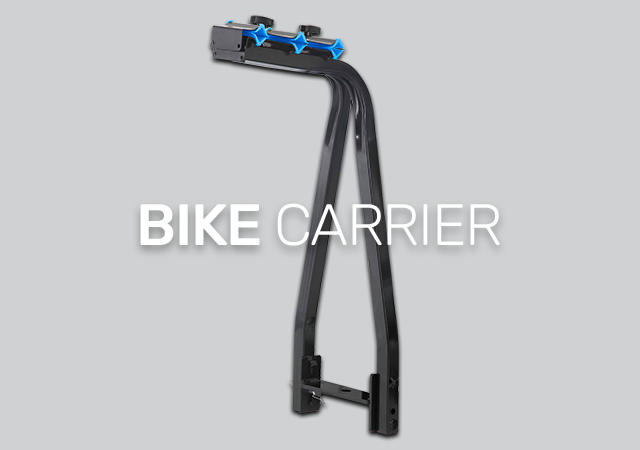 Bike Carrier Title Card